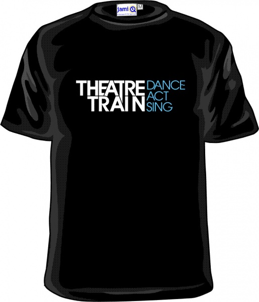 3_Theatretrain Children's T-Shirt